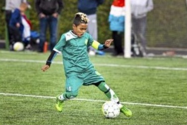 Barcelona Sign 9-Year-Old Zico Jr Marecaldi from BK Olympic