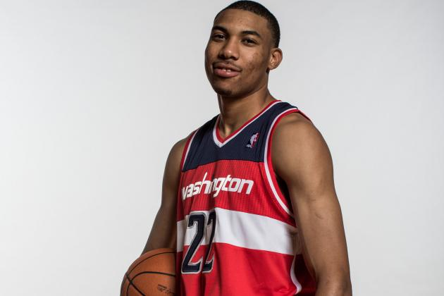Wizards Won't Rush Porter's Development