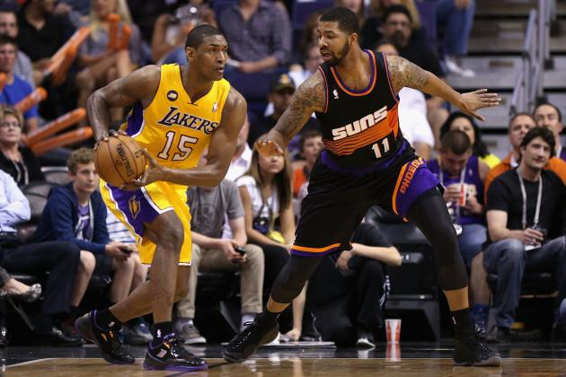 NBA Releases Top 10 Highlights of Phoenix Suns' 2012-13 Season