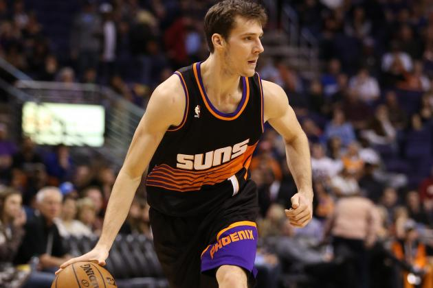 Opposing Scout Gets Inside Look at 'Rock Star' Dragic
