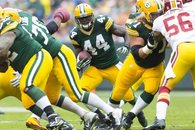 How the Packers Can Continue Rolling with the Zone Running Game vs. Bengals