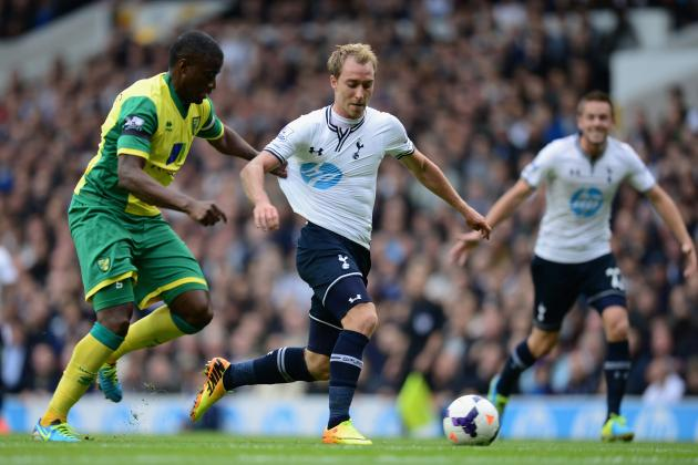 Tottenham Hotspur vs. Tromso IL: Date, Time, Live Stream, TV Info and Preview