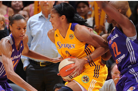Series Preview: (2) L.A. Sparks vs. (3) Phoenix Mercury
