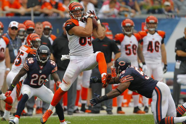 Tyler Eifert and Jermaine Gresham Give Bengals NFL's Most Formidable TE Duo