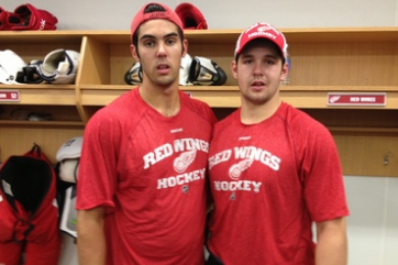 Wings' Top D Prospects Set to Make Respective Debuts