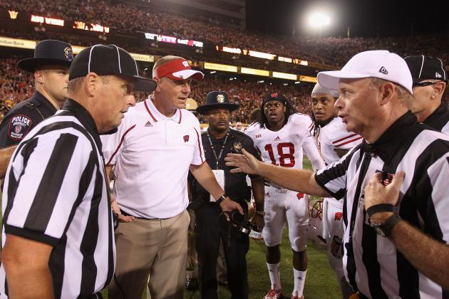 Arizona State-Wisconsin Blown-Call Fallout Should Bring Pac-12 Changes