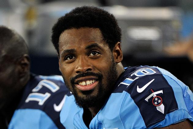 Kenny Britt Predicts He's Done with Titans After This Season