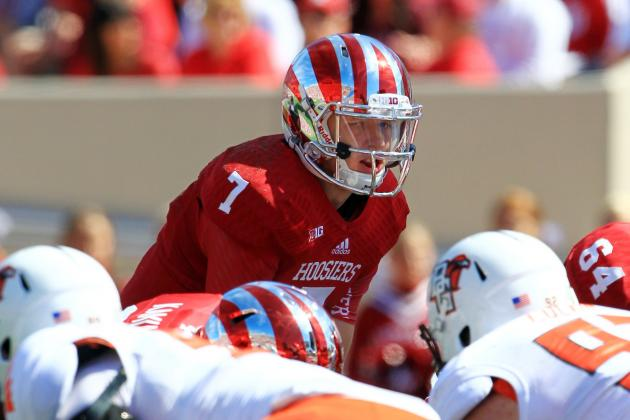 Meet the Under-the-Radar Quarterback Tearing Up the Big Ten