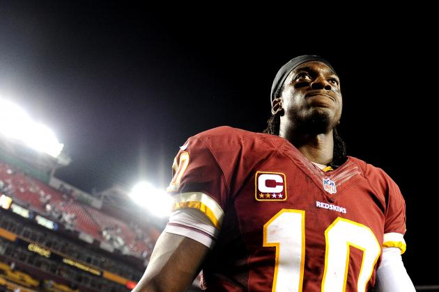 Robert Griffin III's Updated 2013 Fantasy Outlook Heading into Week 3