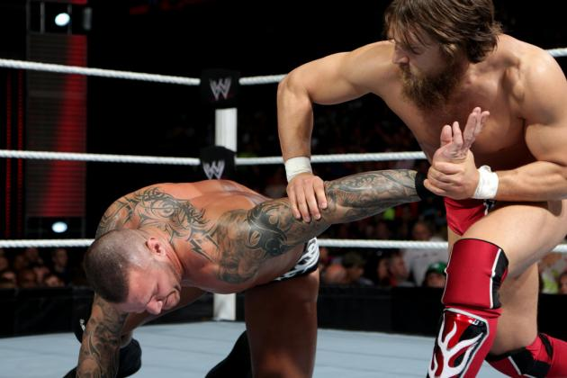 Analyzing Daniel Bryan's Chances of Regaining the Title Based on WWE History