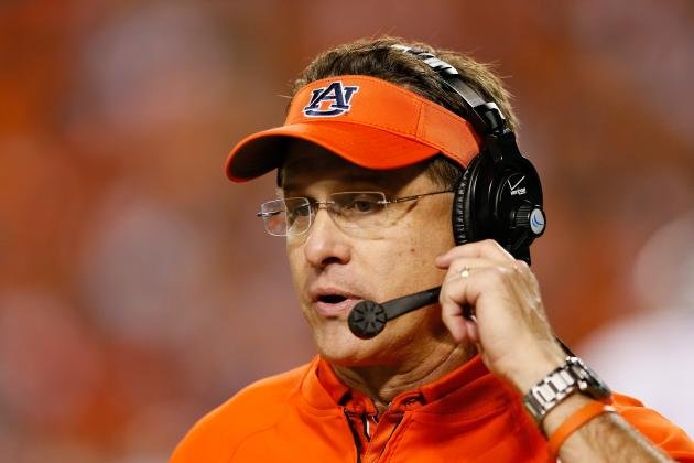 Auburn Ranked No. 1 by a Computer Used in BCS Rankings