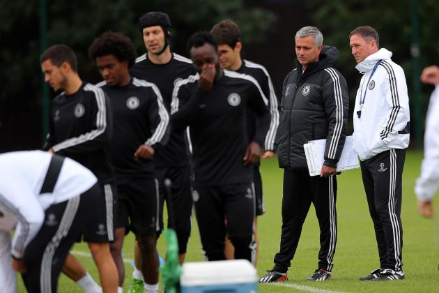 Chelsea vs. Basel: Date, Time, Live Stream, TV Info and Preview