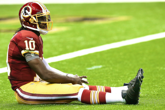 What's Wrong with Robert Griffin III? Medical Experts Say He Needs More Time