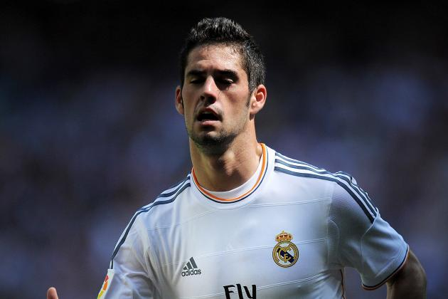 GIF: Isco's Immaculate Control and Finish for Real Madrid vs. Galatasaray