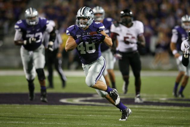 Breaking Down Kansas State's Depth Chart vs. Texas