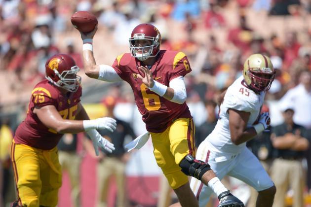 Pac-12 Week 4 Notes: Kessler's Confidence, UCLA's Emotional Win