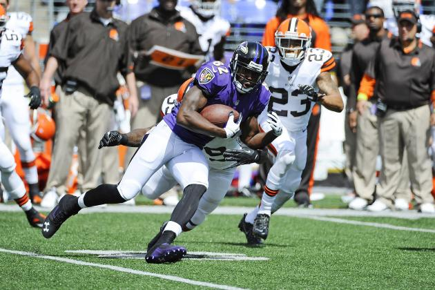 Why Baltimore Ravens WR Torrey Smith Is More Complete Than You Think