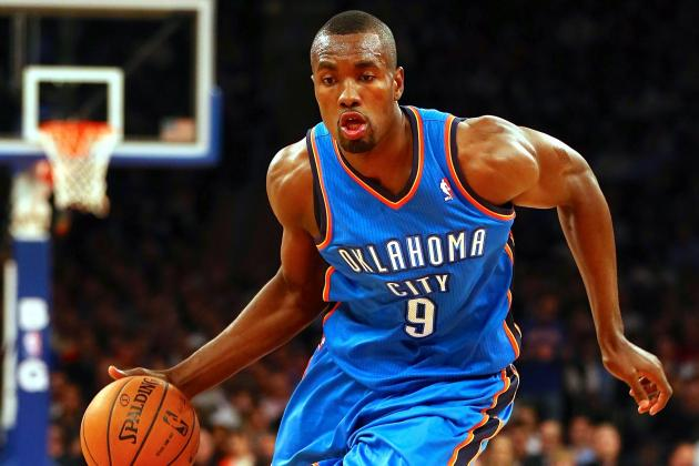 Why OKC Thunder's Potential Dynasty Hopes Hinge on Serge Ibaka's Evolution