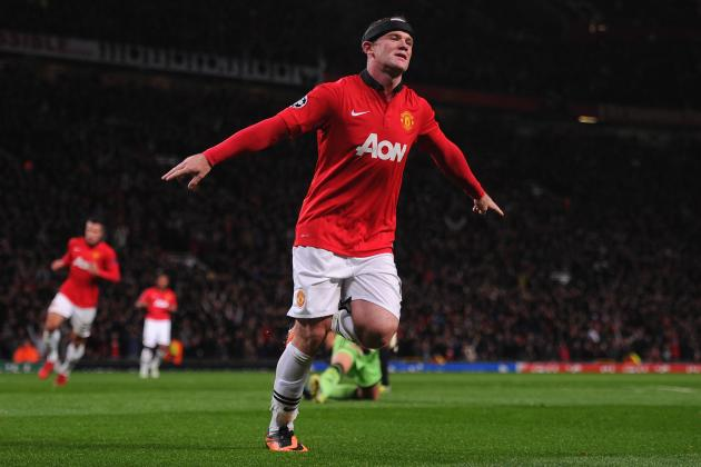 Analyzing Wayne Rooney's 2-Goal, 1-Assist Performance vs. Bayer Leverkusen