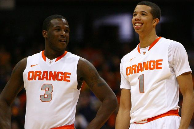 Michael Carter-Williams, Dion Waiters Meet in Ohio