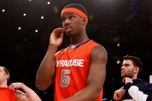 Time Magazine Says Syracuse Basketball Player C.J. Fair Worth Nearly $1 Million