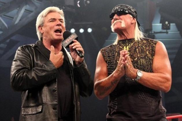 WWE Hall of Famer Hulk Hogan, Eric Bischoff May Soon Be Finished with TNA