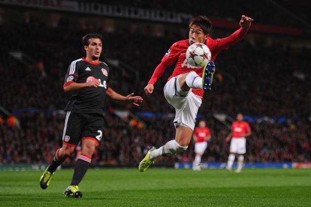 Shinji Kagawa Finally Freed to Add European Class to Manchester United