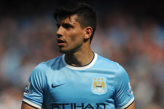 Plzen 0-3 Manchester City: Blues win