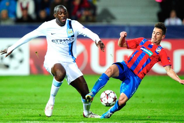 Viktoria Plzen vs. Manchester City: Score, Grades and Post-Match Reaction