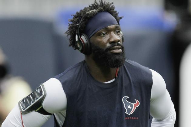 Texans' Ed Reed Focused on Playoffs, Not Ravens