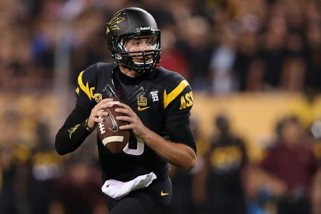 Arizona State vs. Stanford: TV Info, Spread, Injury Updates, Game Time and More