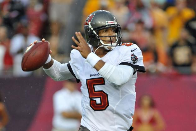 The Buccaneers' 2013 Season Still Rides on Josh Freeman