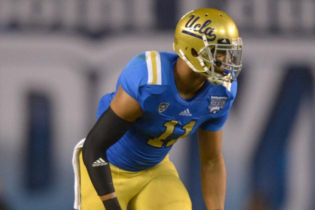 UCLA's Barr Is the Nagurski Player of the Week