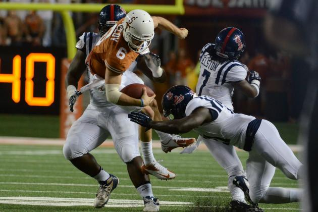 Texas Football: Can Longhorns Still Make a Run at a Big 12 Title in 2013?