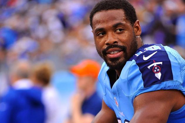 Kenny Britt Shouldn't Tweet About Future with Tennessee Titans