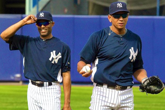A-Rod Says Teammate Mariano Rivera Is His Role Model