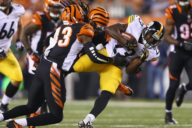 Jones Poised to Be Steelers' Starting RB?