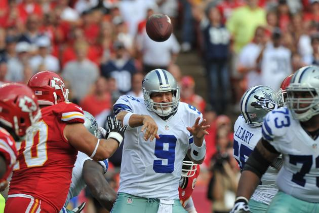 How Tony Romo Can Get the Dallas Cowboys Back on Track in Week 3