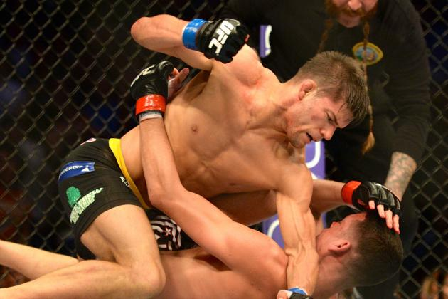 Josh Thomson Knows This Is His 1 Shot at a UFC Title and He's Not Wasting It