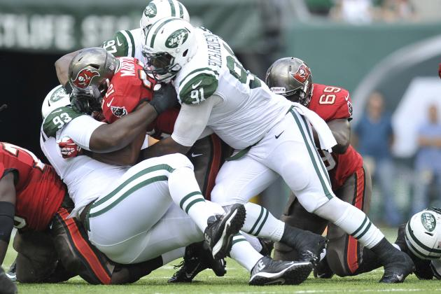 Breaking Down the New York Jets' Dominant Front 7