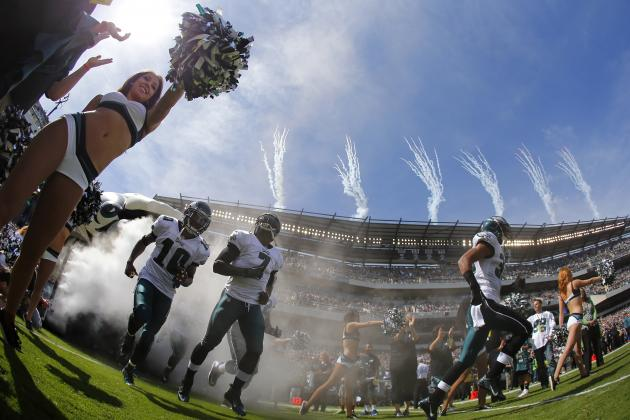 Dissecting Best Individual Matchups to Watch in Philadelphia Eagles' Week 3 Game