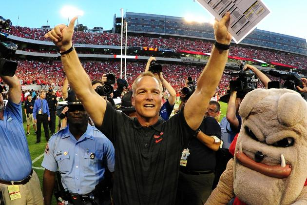 Georgia Football: What Mark Richt Can Learn from Alabama vs. Texas A&M