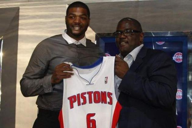 Josh Smith Busy 'polishing Up' His Game with Rasheed Wallace