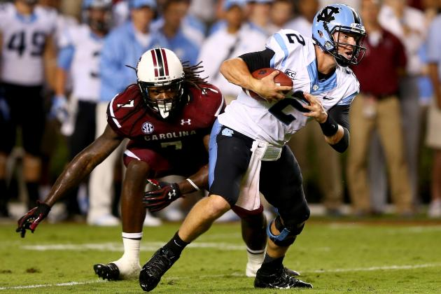 College Football Picks: North Carolina at Georgia Tech Odds and Predictions
