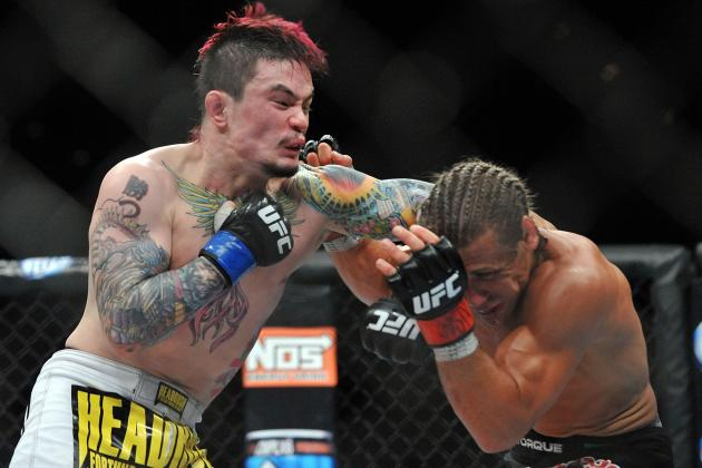 Scott Jorgensen Drops to Flyweight, Meets Ian McCall at UFC on Fox 9