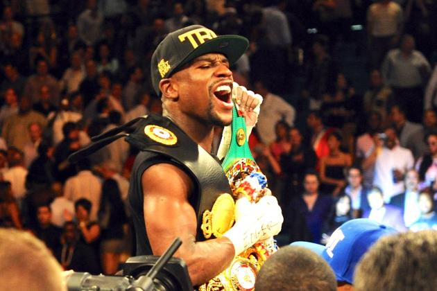 CJ Ross Takes Self-Imposed Leave in Wake of Mayweather vs. Canelo Scoring
