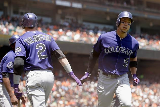 Potential Trade Suitors, Packages for Troy Tulowitzki, Carlos Gonzalez