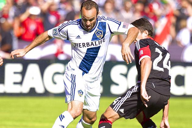 Landon Donovan Injury: Updates on USMNT Star's Ankle, Potential Return Date