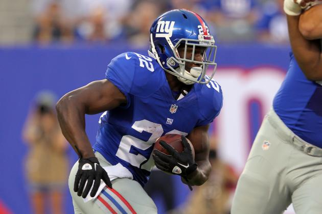 Fantasy Football: Why David Wilson Owners Would Be Crazy to Bench Giants RB