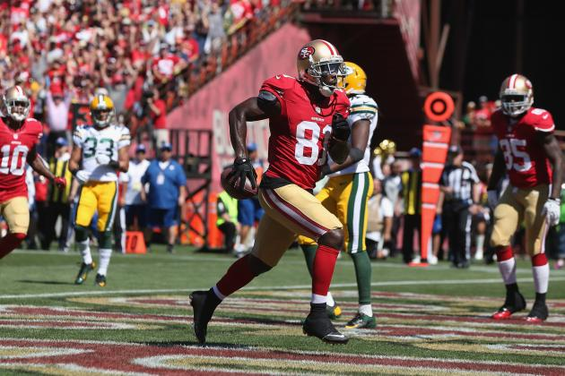 Anquan Boldin's Fantasy Trade Value, Updated Outlook Heading into Week 3